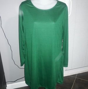 Tops - Women's sz Small boutique Tunic top, BRAND NEW